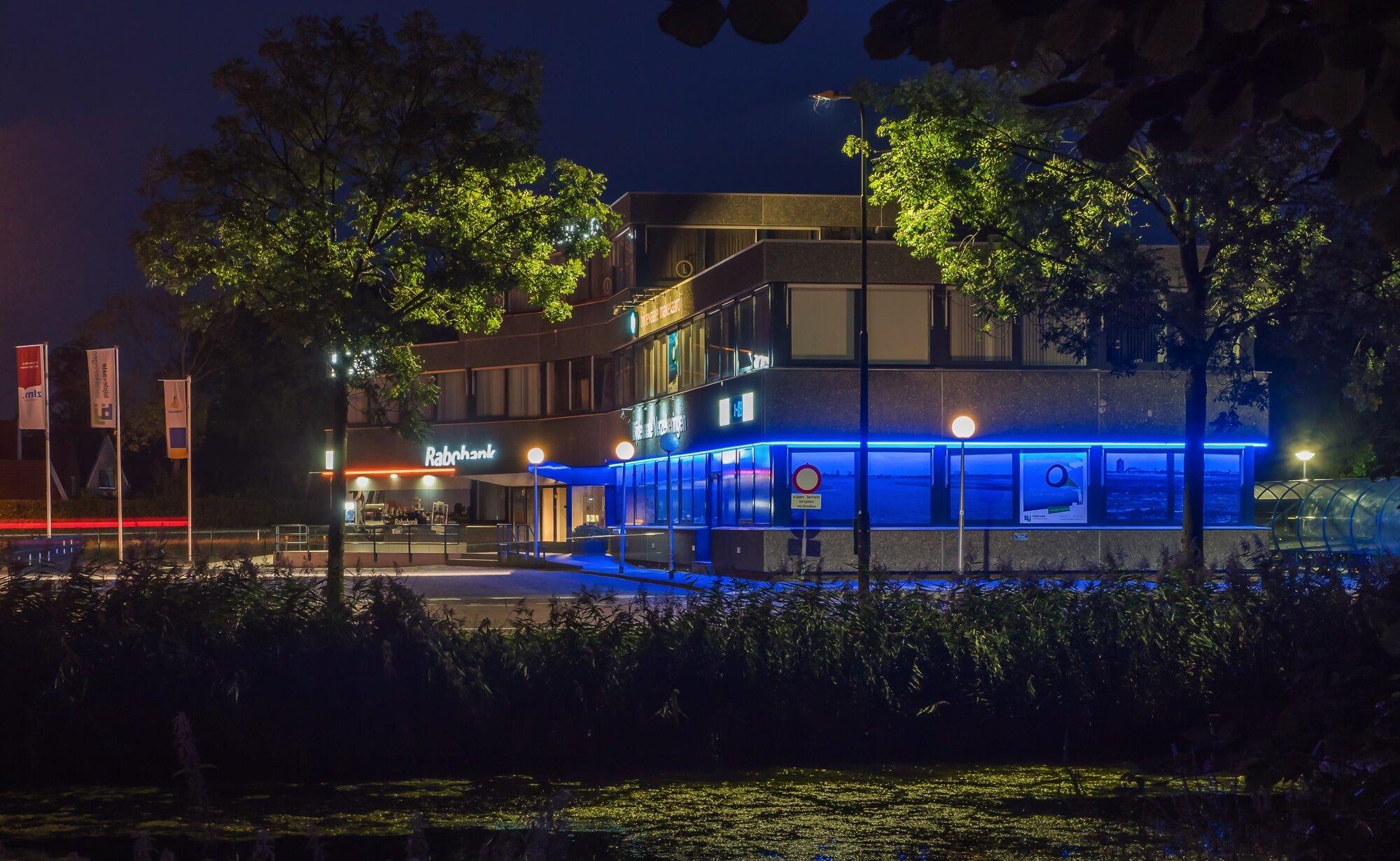 Etalage verlichting door LED-strips van Prolumia